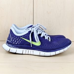 Nike | Free Run Blue Athletic Shoes - K7